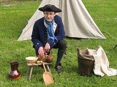 Vysokochlumecký skanzen na Sedlčansku bude patřit vojákům z napoleonských válek.