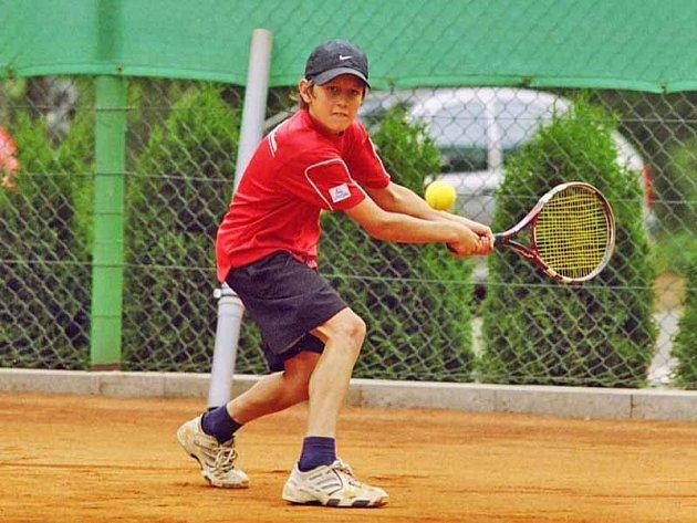 V Bohutíně proběhl Krajský přebor mladších žáků v tenise.
