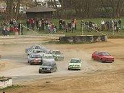 Hobby autorallycross v Sedlčanech.