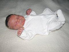 V pátek 18. prosince maminka Kristýna a tatínek Lukáš z Prahy přivítali na světě prvorozeného syna Dominika Hofmana, který v ten den  vážil 3,58 kg a měřil 51 cm.
