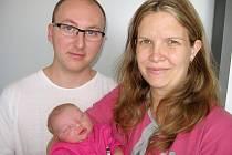 V úterý 17. září maminka Lenka a tatínek Martin z Příbrami přivítali na světě dcerku Adélku Gruberovou, vážila 3,20 kg a měřila 47 cm. Chránit malou sestřičku budou čtyřletí bráškové – dvojčata Martin a David.