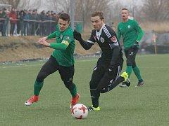Fotbalisté Příbrami předvedli dobrý výkon i mladíci bojovali, ale na České Budějovice to nestačilo.