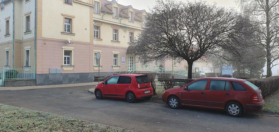 Pečovatelská služba města Dobříše.