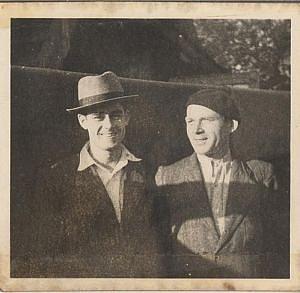 Parker a Pařízek.