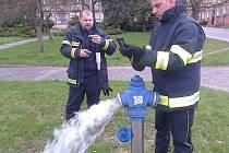 Hydrant. Ilustrační foto.