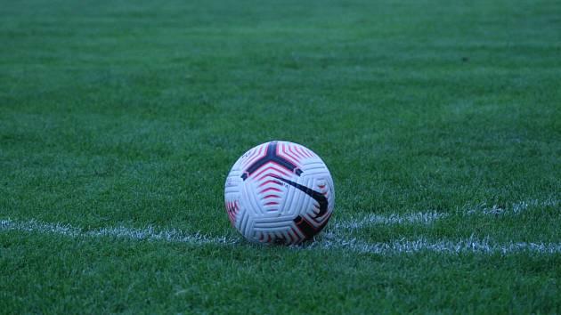 Ilustrační foto okresního fotbalu.