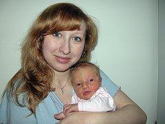 Natálka Vaňková prvně otevřela očka v sobotu 23. ledna, vážila 3,11 kg a měřila 49 cm. Pečovat o své první zlatíčko budou maminka Jitka a tatínek Jan z Rožmitálu.