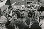 Listopadové události v roce 1989 v Příbrami