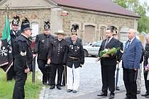 Pietní setkání u příležitosti 128. výročí březohorské důlní katastrofy z roku 1892.