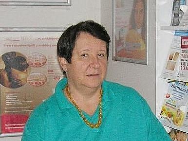Pediatrička Jiřina Štrobachová