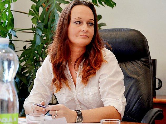 Alena Ženíšková.