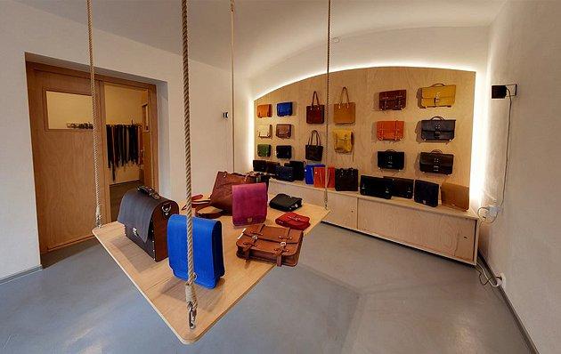 Eggo Showroom Praha.