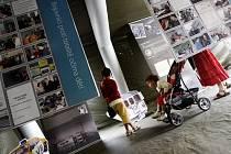 Minulý rok se staly soutěžní práce součástí putovní výstavy po českých městech.