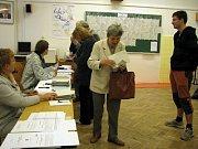 Volby do Evropského parlamentu na Příbramsku