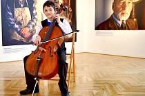 Mladí umělci okouzlili v galerii.