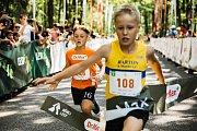 Závod Běhej lesy se tentokrát konal v Brdech.