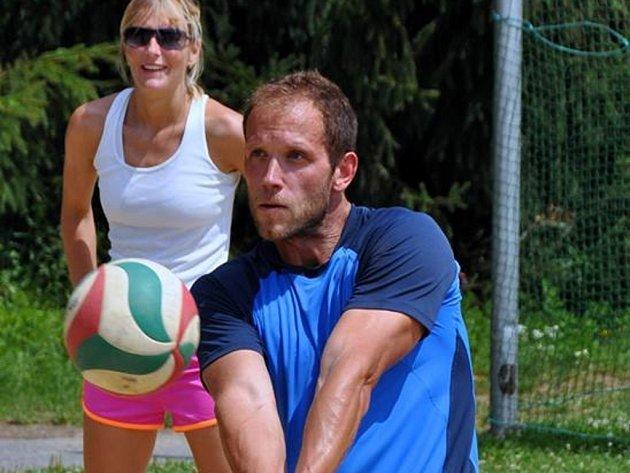 Rožmitálské volejbalové léto 2014.