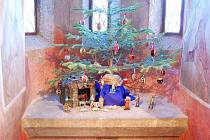 Výstava Betlémy Příbramska - Vánoce našich dětí, rodičů a prarodičů