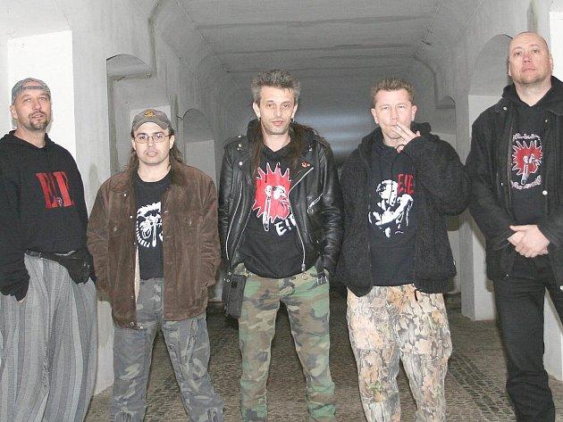 Punková kapela E!E.