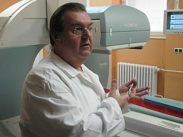 Představení nové hybridní kamery v Oblastní nemocnici Příbram