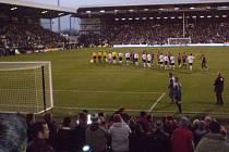 Žáci Marily shlédli utkání Fulham - Blackburn.