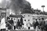 Požár Svaté Hory 27. dubna 1978.