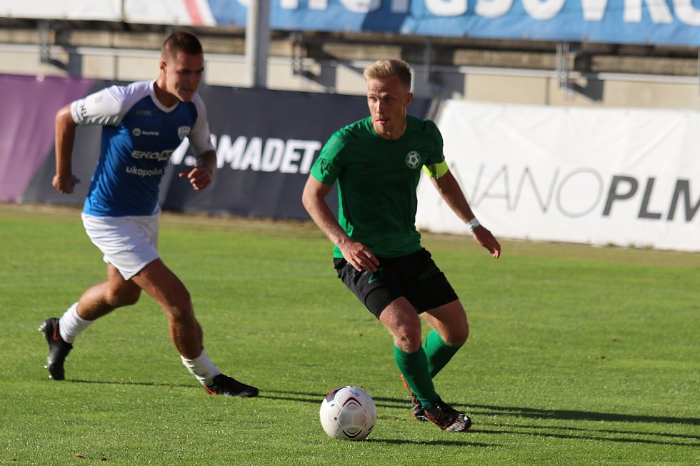 Zápas FN:L 1. FK Příbram - FC MAS Táborsko 0:2. Foto: Antonín Vydra