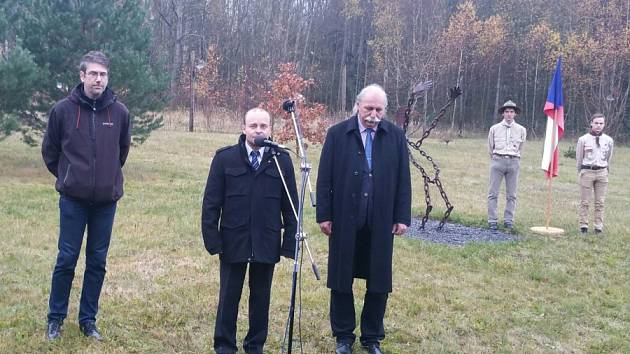 Za zřizovatele, Středočeský kraj, pronesl zdravici předseda Výboru pro památkovou péči, kulturu a cestovní ruch Zdeněk Štefek.