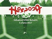V Bohutíně se uskuteční turnaj v malé kopané s názvem Hospoda Cup.
