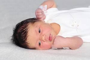 Valerie Bezděková se narodila 9. srpna 2019 s váhou 3,46 kg a mírou 50 cm Renatě a Liborovi z Mokrovrat.
