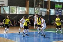 HFK Příbram U18 - Čechie Slaný U18 (12:5).