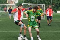 2. liga: Dirtecho - Viva kamenictví (3:2).