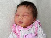 LENKA LAKATOSOVÁ se narodila v neděli 2. dubna mamince Silvii z Příbrami. V ten den vážila 3,60 kg a měřila 48 cm.