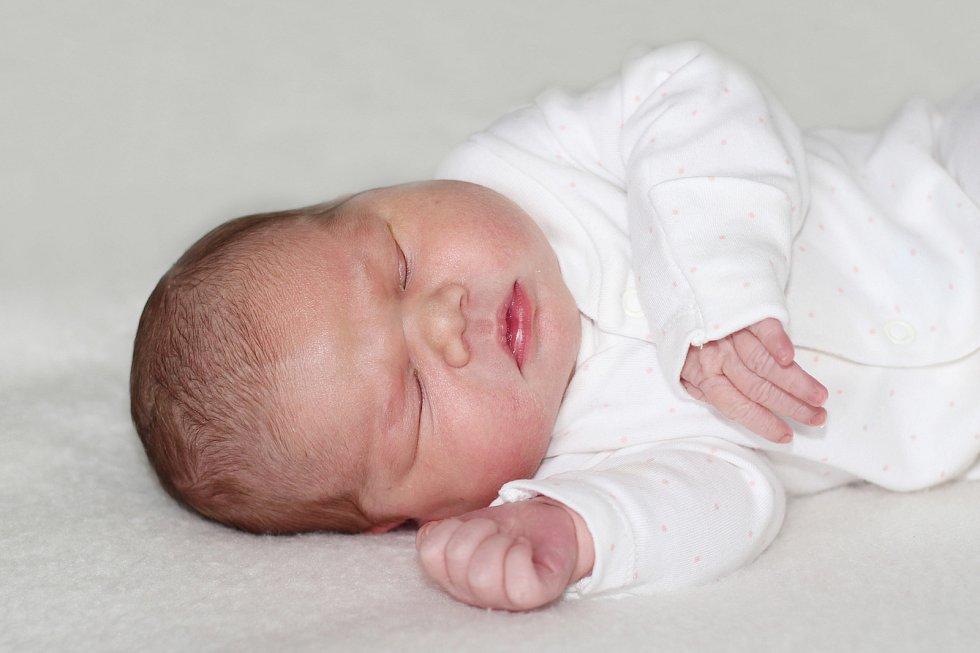 Pavlína Topferová se narodila 6. listopadu s váhou 4,02 kg a mírou 53 cm Šárce a Vladimírovi z Milína. Doma se těší Daniela (18) ,Natálka (1,5) a Tomáš (15).