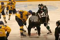 Hokejisté Příbrami porazili na vlastním ledě Písek