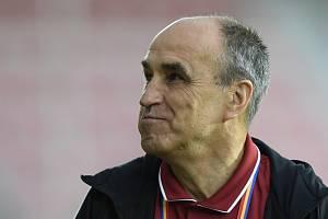Fotbalový trenér Václav Kotal.