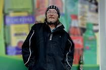 Ladislav Veselka balancuje na hranici bezdomovectví.