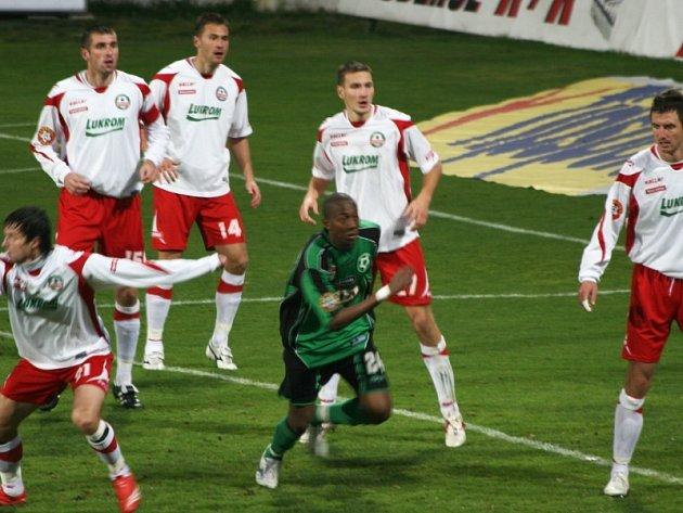 1. Gambrinus liga: 1.FK Příbram - Tescoma Zlín (3:0).