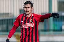 Zvrat. Marek Kodr odehrál v dresu Opavy i tři utkání v přípravě. Z přestupu ale sešlo a vrátil se tak do Příbrami.