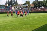 Fotbalisté Spartaku doma opět s přehledem vyhráli.