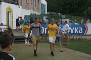 V Příbrami proběhl charitativní exhibiční duel odchovanců 1. FK Příbram.