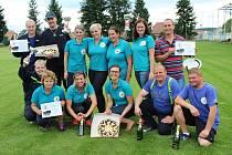 V sobotu se konal XII. ročník Pouťové soutěže v požárním útoku ve Staré Huti. Na domácí půdě muži skončili druzí a ženy vybojovaly první místo.