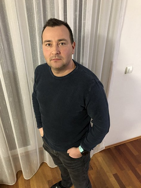Předseda fotbalového klubu SK Tochovice Ladislav Černý.