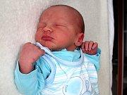 DAVID ANGHELESCU se narodil v úterý 10. ledna o váze 2,95 kg a míře 49 cm rodičům Anně a Costinovi z Prahy. Pomáhat s péčí o brášku bude pětapůlletá sestřička Sofie.