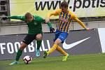 Zápas 16. kola FORTUNA:LIGY Příbram - Opava 0:0.