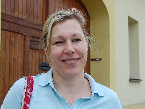 Hana Šilhavá, Mníšek.