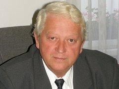 Josef Vondrášek, starosta Rožmitálu.