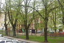 Komenského náměstí v Příbrami by se v brzké době mohlo dočkat celkové opravy.