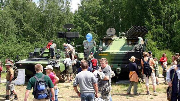 Den pozemního vojska.