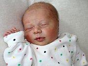 HELENA MEZEROVÁ se narodila v neděli 17. září o váze 2,80 kg a míře 48 cm rodičům Pavle a Tomášovi ze Sádku.
